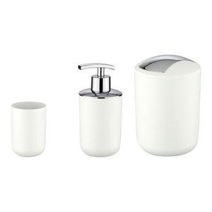 Brasil 3-Piece Bathroom Accessories Set