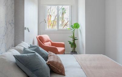 Casas Houzz: Un piso de estilo sobrio y elegante en Valencia