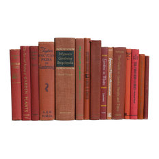 Red Clay Garden Collection Book Set, (S/15)
