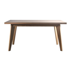 Marcus Oak Dining Table