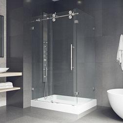 Contemporary Shower Stalls And Kits by VIGO