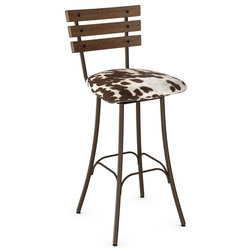 Southwestern Bar Stools And Counter Stools by Amisco Industries Ltd