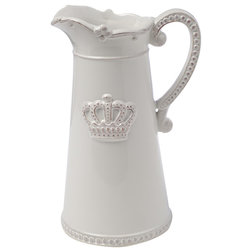 Traditional Pitchers by Fantastic Decor LLC