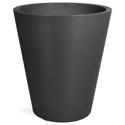 Contemporary Outdoor Pots And Planters by Veradek