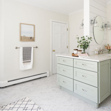 Main Bathroom Renovation - Easton
