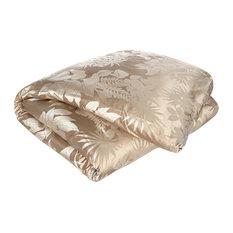Tropical Sand Silk Duvet Cover, Super King