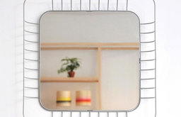 Stilk Square Mirror
