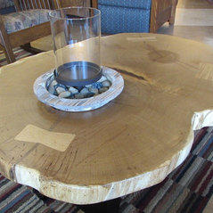 Live Edge Tables In Westerville, Ohio