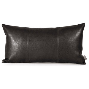Howard Elliott Sultry Black Kidney Pillow