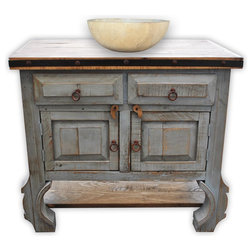 Farmhouse Bathroom Vanities And Sink Consoles by Rancho Collection