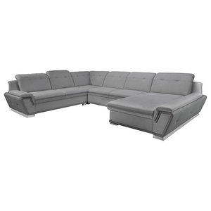 Galactic Xl Sectional Sofa, Right Corner