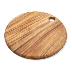 Acacia Wood Round Cutting Board