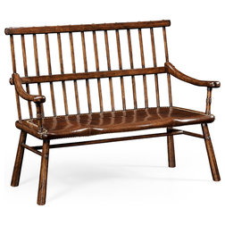 Traditional Accent And Storage Benches by Jonathan Charles Fine Furniture