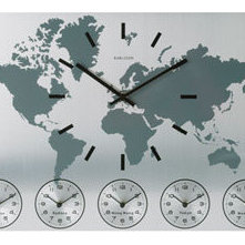 Modern Wall Clocks by Red Candy Ltd