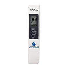 WaterLux 3-in-1 Water Quality Meter TDS EC Temp