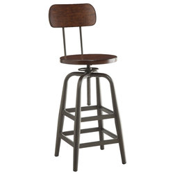 Industrial Bar Stools And Counter Stools by Office Star Products