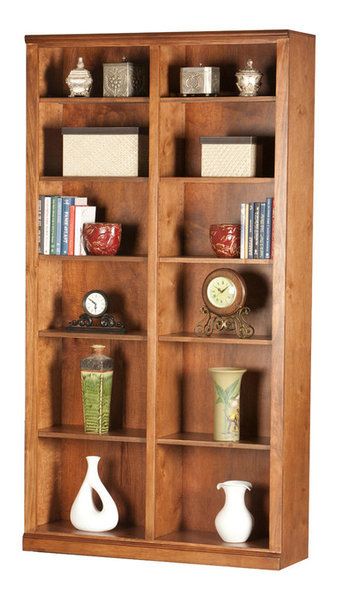 liberty designs inch sunny finish cherry jr executive by deep wide in bookcase furniture