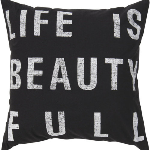 Typography- (ST-082) - Decorative Pillows