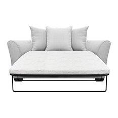 Westbridge Scatter Back Sofa Bed, Ash