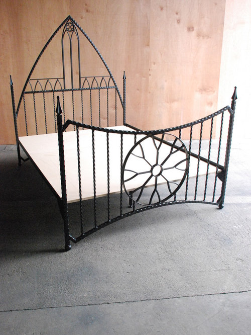 wrought iron beds bed frames