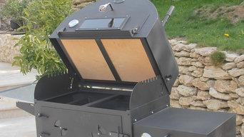Fours et Barbecue Multifonctions de Jardin