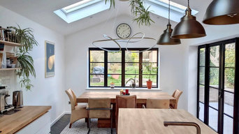 Modern House Extension  Kitchen - Dining