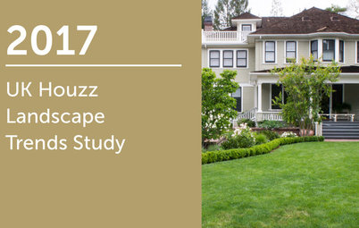2017 UK Houzz Landscape Trends Study