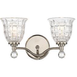 Traditional Bathroom Vanity Lighting by Designer Lighting and Fan