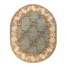 surya surya cae1100 caesar oval area rug oval area