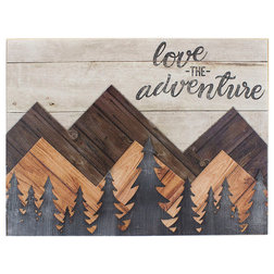 Rustic Wall Accents by Creative Products Inc