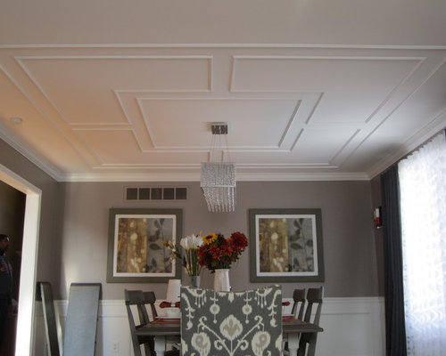 Applied Molding And Panel Ceilings