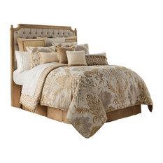 Ansonia Reversible 4-Piece King Comforter Set