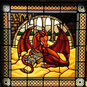 Foto de The Last Unicorn Stained Glass Studio
