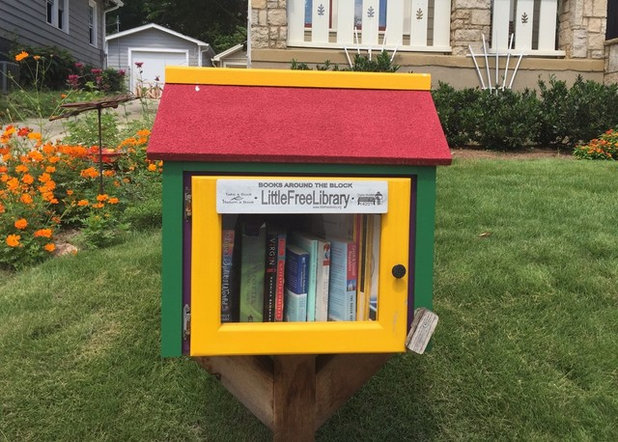 Houzzers Share Their Little Free Libraries