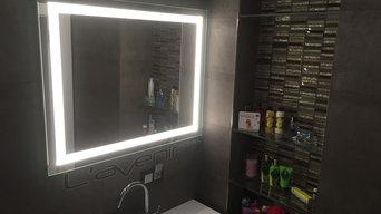 Зеркало с подсветкой LM-0910080