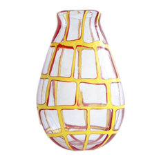 Roualt Handmade Glass Vase, Small
