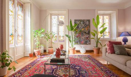La Casa Studio Trasformata con Amore e Creatività nel Lockdown