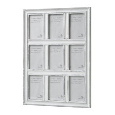 Baytree Interiors - Multi-Frame, Antique White - Picture Frames