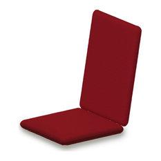 Polywood Full Cushion, Logo Red