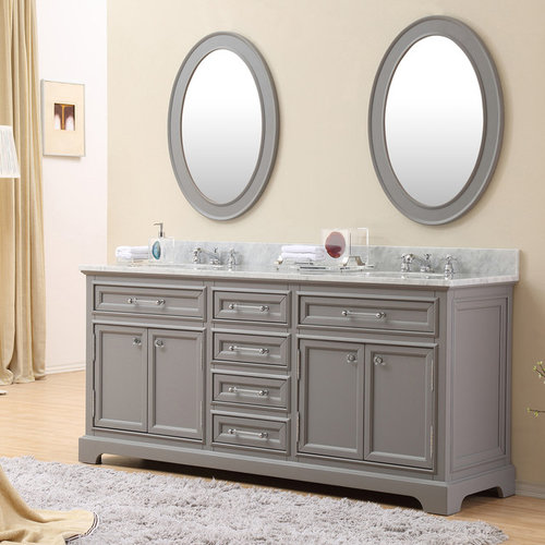 gray bathroom vanity with sink. Derby 72  Cashmere Grey Bathroom Vanity Vanities And Sink Consoles