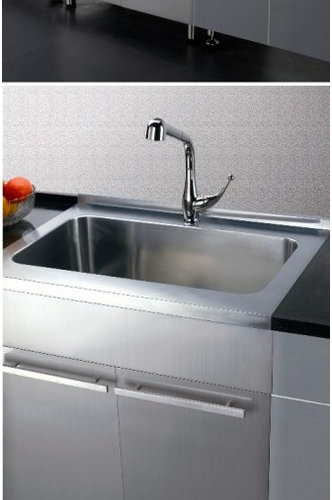dawn stainless steel sink cabinets