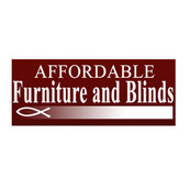 Affordable Furniture And Blinds