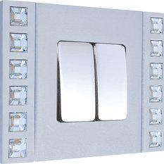Encuentra interruptores y enchufes rom nticos en houzz - Interruptores y enchufes ...