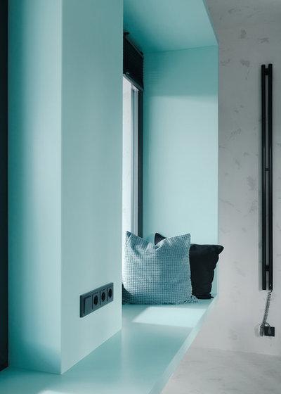Современный  by SHKAF interior architects