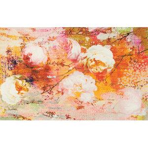 Loving Rose Door Mat, 175x110 cm