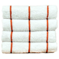 Contemporary Bath Towels by Bare Cotton