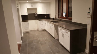 MDF Lucker Kitchen and Living Room