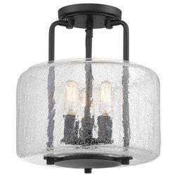 Transitional Flush-mount Ceiling Lighting by Designer Lighting and Fan