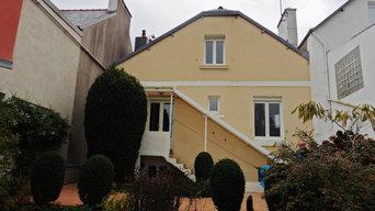 Avant / Après Ravalement de façade