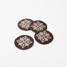 - Bancroft Coasters - Coasters